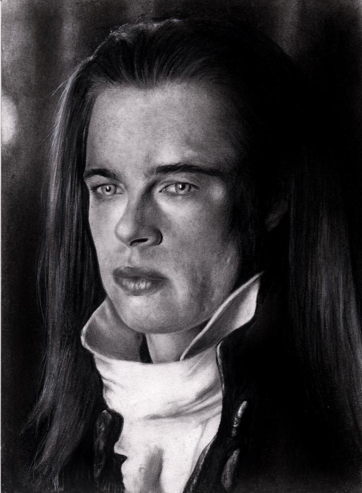 Brad Pitt par Cymbidium